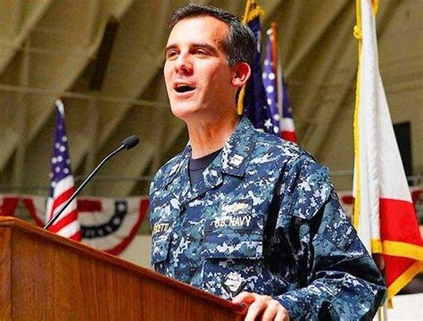 Navy Reserve Intelligence Officer by Garcetti Has A Side Commitment The U S Naval Reserve