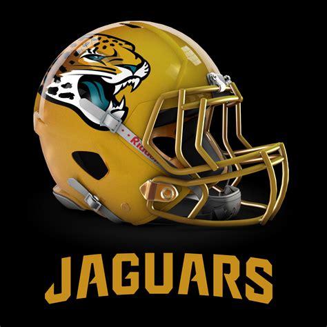 jacksonville jaguars helmet color jaguars helmet and home uni concept concepts chris