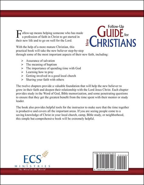 relevant discipleship resource manual resources for practicing the disciplines of a disciple books follow up guide for new christians emmaus international