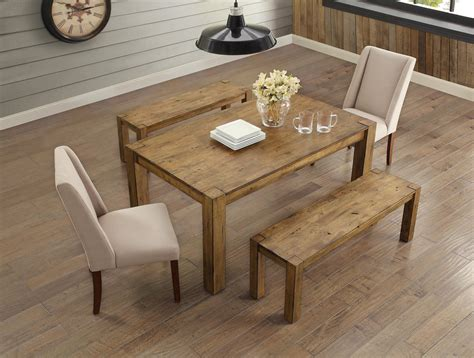 better homes and gardens bryant dining table rustic brown buy better homes and gardens autumn dining table with