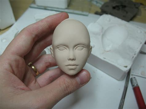 jointed doll molds the dolls