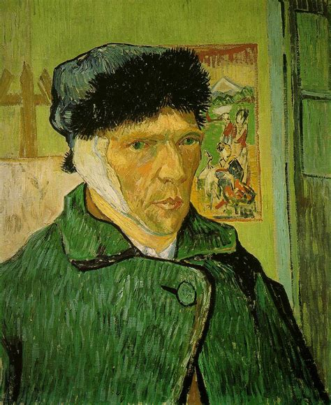 file vangogh self portrait with bandaged ear jpg wikimedia commons