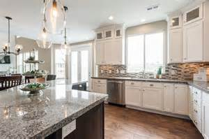 Kitchen Countertops Without Backsplash New Caledonia Granite For Kitchen And Bathroom