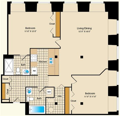 loft apartment floor plans dobson mills philadelphia luxury apartments floor plans
