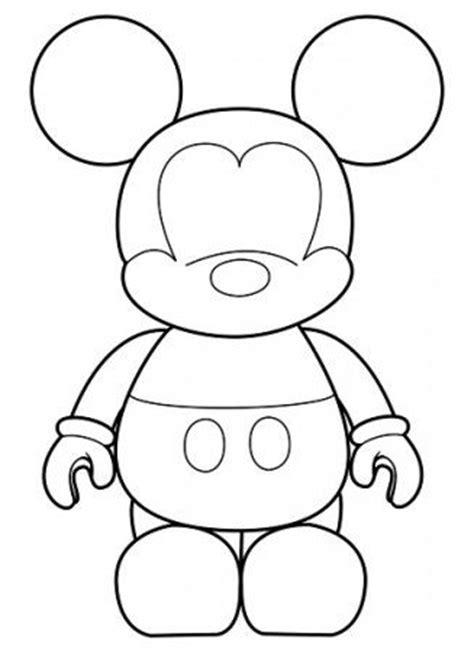moldes de mickey en goma eva imagui molde de mickey mouse para goma eva manualidades