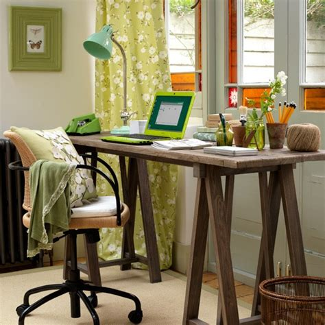 decorating home office 25 home office d 233 cor ideas to bring spring to your