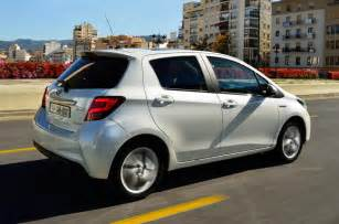 Toyota Baton Get Practical With The Toyota Yaris In Baton Today