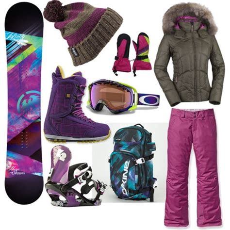 snow gear winter fashion skiing and on