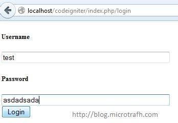 codeigniter quiz tutorial tutorial codeigniter 4 cara membuat login page pada