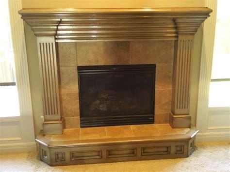 Fireplace Mantel Ideas   Faux Painting   Photos