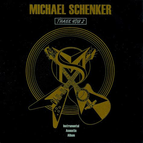 Thank You 2 michael schenker thank you 2 cd album at discogs