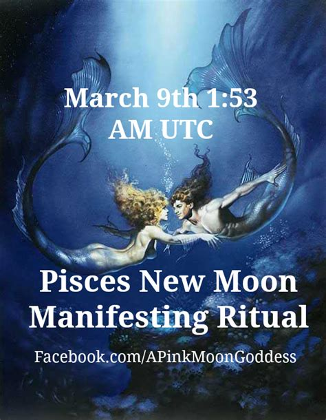 goddess designer manifesting with the moon cycles and s m a r t goals nurturing your passions desires into abundance books new moon in pisces manifesting ritual a pink moon goddess