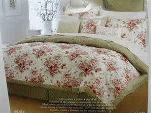 laura ashley cottage rose comforter laura ashley cottage chic pink sage rose twin comforter ebay