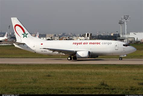 cn rox boeing 737 3m8 sf royal air maroc cargo william vignes jetphotos