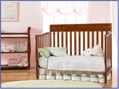 When Do You Convert Crib To Toddler Bed Crib Conversion To Toddler Bed Home Design Ideas