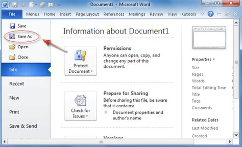how to save a template in word adamsoftware
