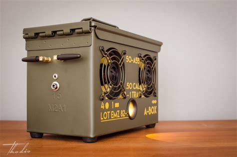 best speakers new 2016 50 cal ammo can fully wireless bluetooth wifi