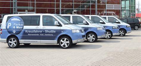 Auto Center Kiel by Parken Und Meer Der Parkplatz F 252 R Kreuzfahrer In Kiel