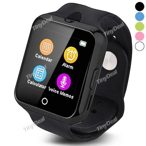 I One D3 Smartwatch presell no 1 d3 smart phone bluetooth 3 0