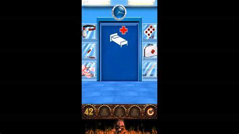 100 Doors Floors Escape Level 33 by 100 Floors Escape Level 42 Answer Wikizie Co
