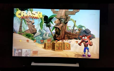 ps4 themes crash unboxing bonus pack crash bandicoot n sane trilogy ps4