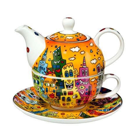 design teekanne rizzi teekanne tasse quot tea for one quot berlin deluxe geschenke