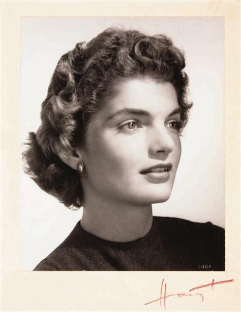 jackie kennedy 1953 portrait of jacqueline bouvier by horst jackie