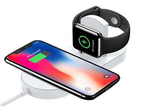 wireless charging pad  apple  charger gadgetsin