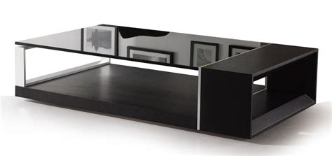 glass and metal coffee table best