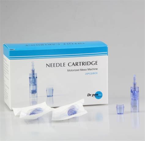 Needle 36 Dermapen Mym transparent 1 3 5 7 9 12 36 42 nano dermapen needle cartridge guangzhou scape electronic sci
