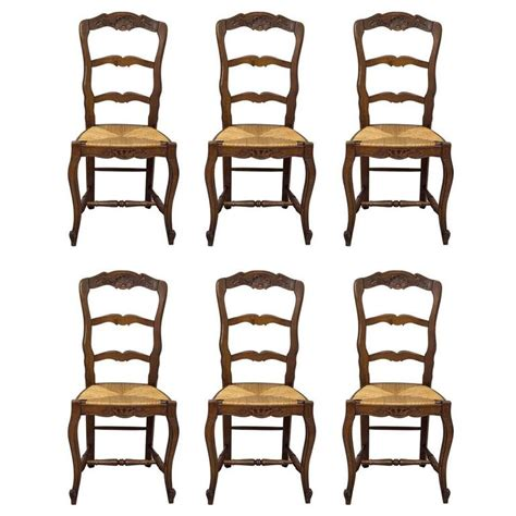 country chairs with seats set of six country seat chairs at 1stdibs