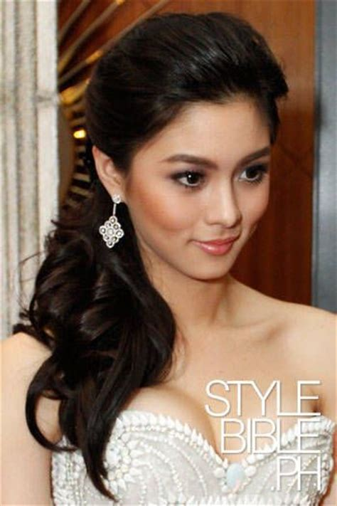 hairstyle ideas for debut 49 best kim chiu images on pinterest chinese asian