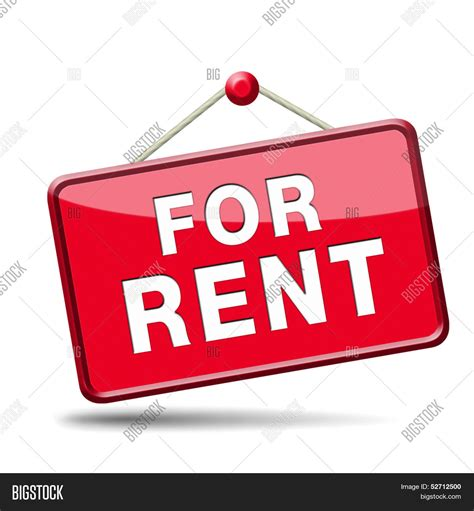 apartment house rent banner image photo bigstock