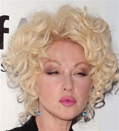 celebrity with blonde curly hair 30 best short curly hairstyles 2014 short hairstyles