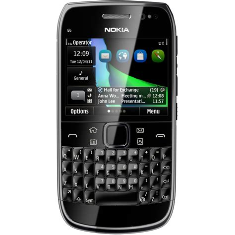 Hp Nokia Qwerty E6 new nokia e6 with touch screen qwerty price features specifications and high resolution images