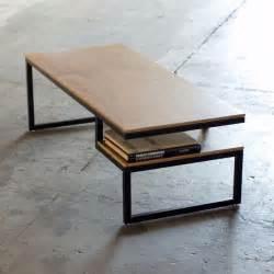Modern ossington coffee table coffee tables modern coffee tables