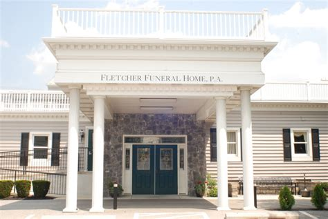 fletcher funeral cremation services p a westminster