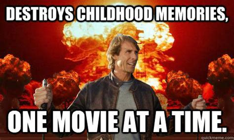 Michael Bay Meme - michael bay know your meme