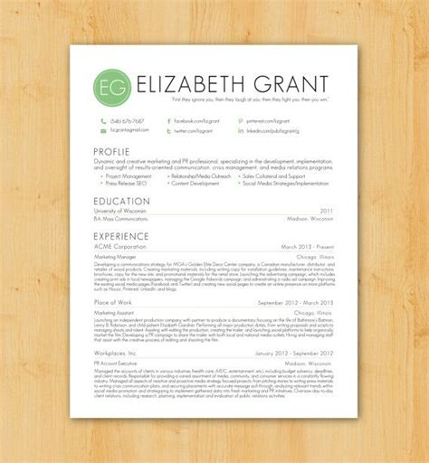 17 best images about resume cover letters on design cover letter template and