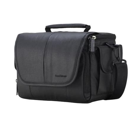 camera case buy sandstrom swdslr13 dslr camera case black free