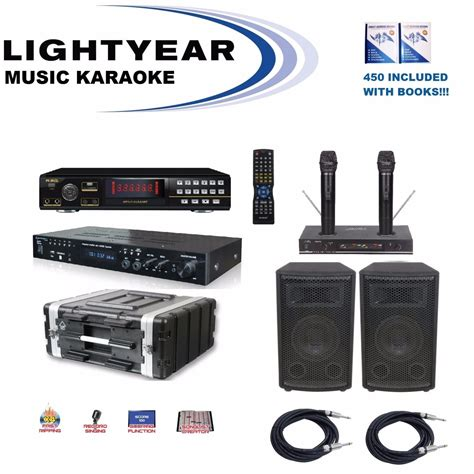 best home karaoke system professional karaoke player