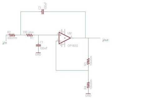 analog layout questions analog filter design electrical engineering stack exchange