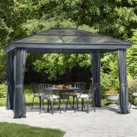 permanent gazebo 17 best ideas about permanent gazebo on