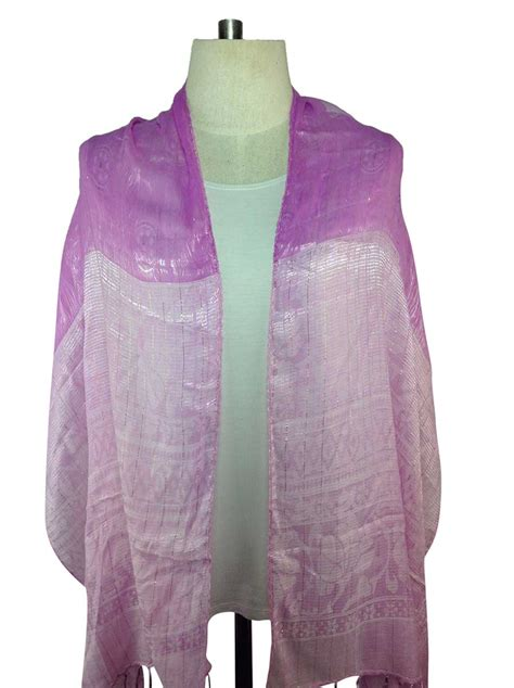 a pink silk scarf order direct from thailand