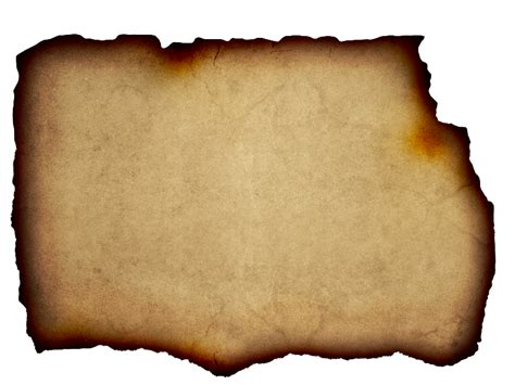How To Make Paper Look And Burnt - parchment background free with burnt paper edge paper