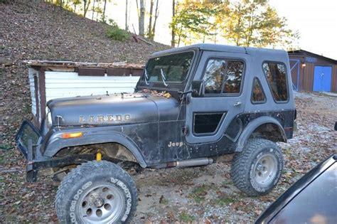 1978 Jeep Cj5 Parts 1978 Jeep Cj5 3 500 Possible Trade 100611620 Custom