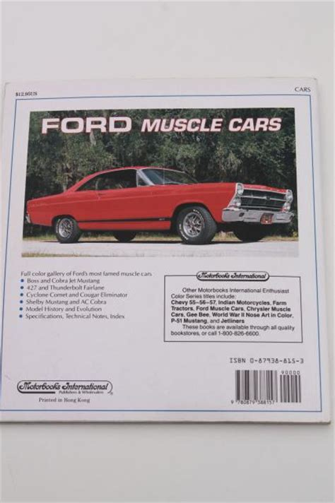 books about cars and how they work 1993 infiniti g electronic throttle control motorbooks ford muscle cars 1993 vintage car photos 70s hot rods