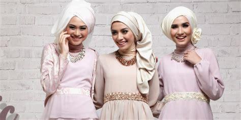 Amanda 4in1 tren muslimah hijabers ini tren busana muslimah lebaran