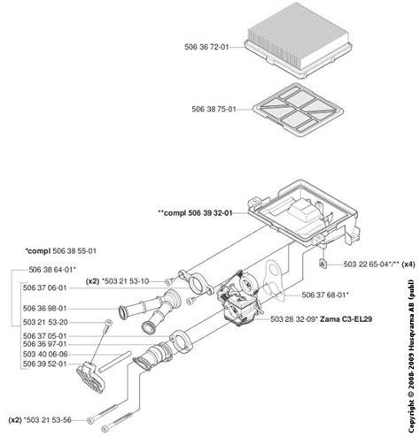 partner k750 parts diagram husqvarna k760 concrete saw parts diagram husqvarna