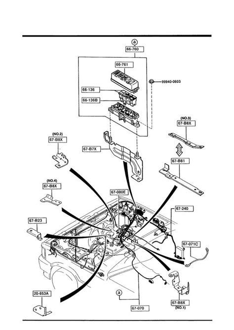 [DIAGRAM] Mazda B2000 Alternator Wiring Diagram FULL